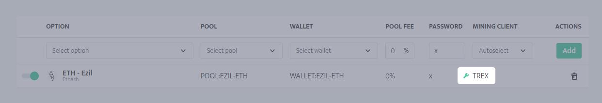 minerstat - Config templates - Profit switch