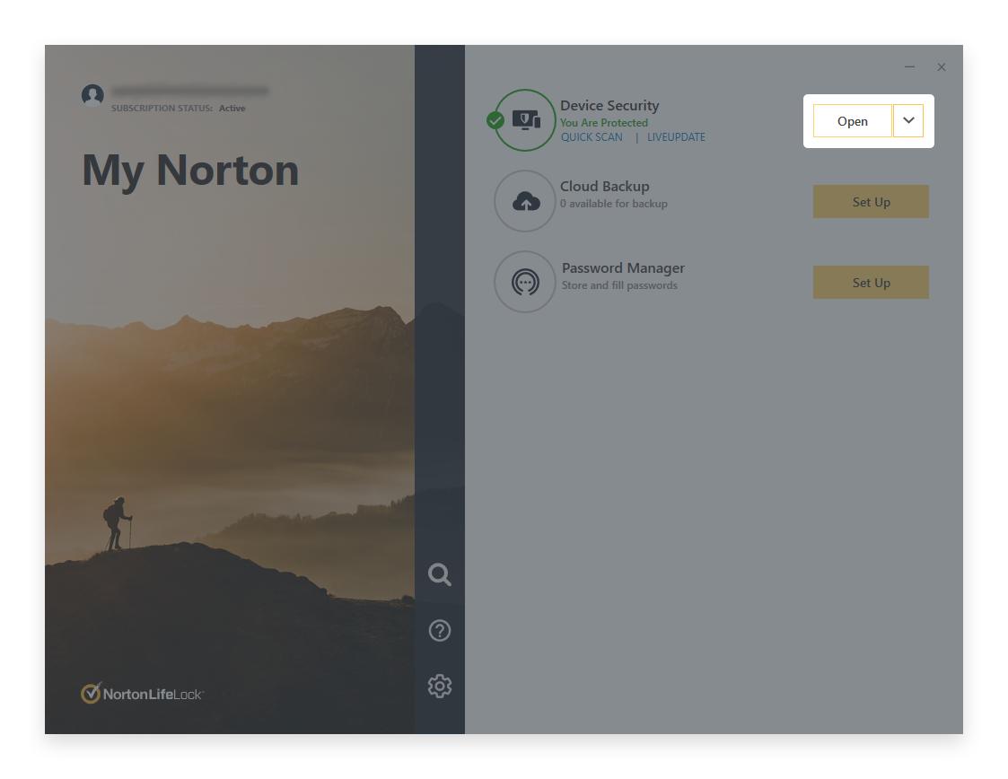 minerstat - Norton - Open performance