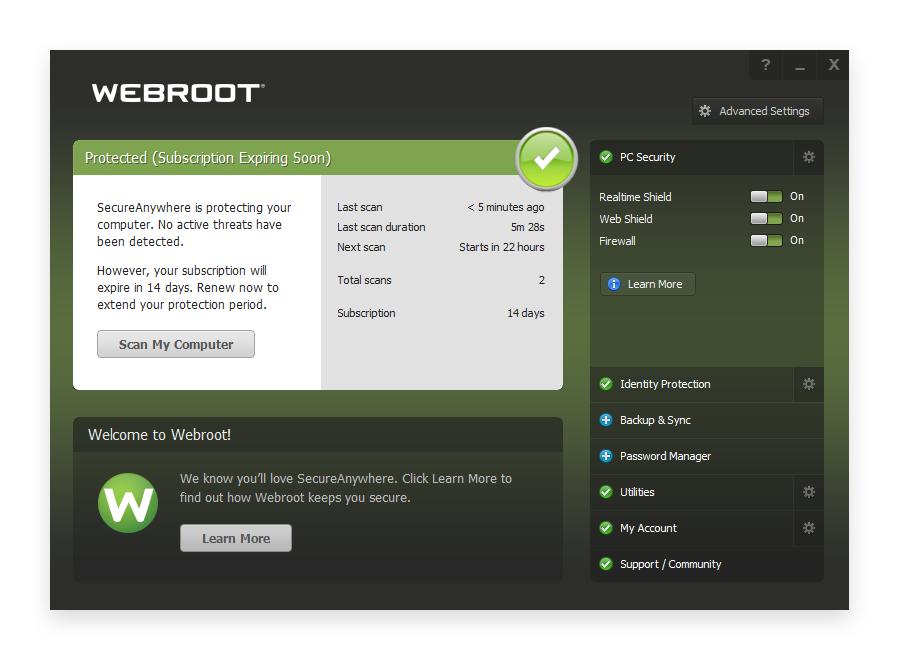 minerstat - Webroot