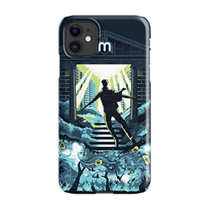 Crypto Mining Haven iPhone Snap Case