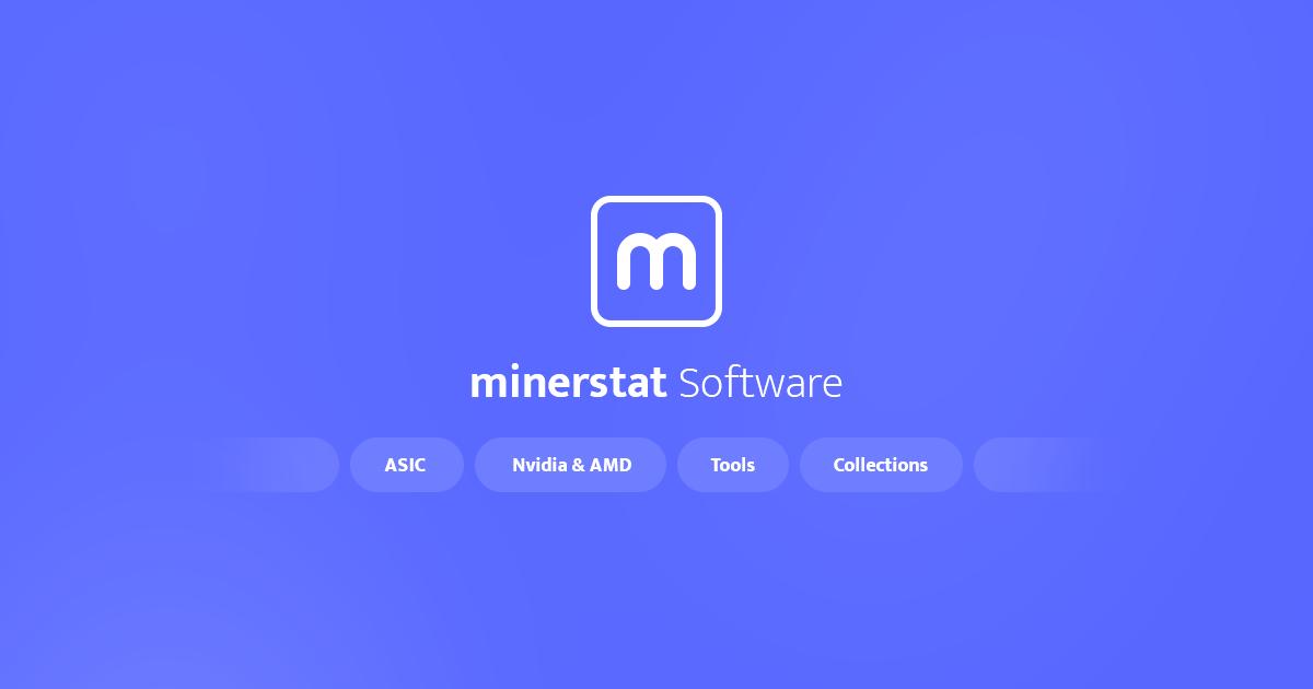 Software | minerstat